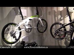 Interview with Tern Folding Bicycles at Interbike 2014: Their 2015 Line of Folding Bikes