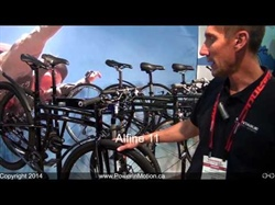 Interview with Montague Folding Bikes at Interbike 2014: Changes and New Models for 2015