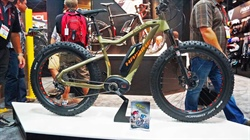 Haibike XDURO FatSix at Interbike