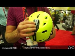 Interbike 2014 Interview With Lazer Helmets: The Dissent Winter Helmet
