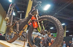 Cogburn CB4 Fat Bike at Interbike 2014