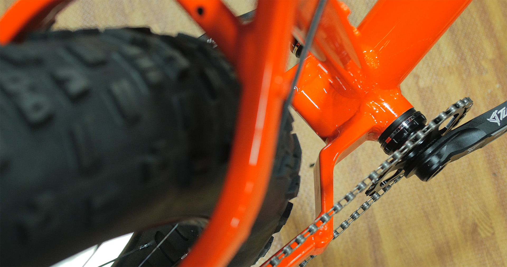 RSD 2016 MAYOR FATBIKE CUSTOM YOKE - Calgary