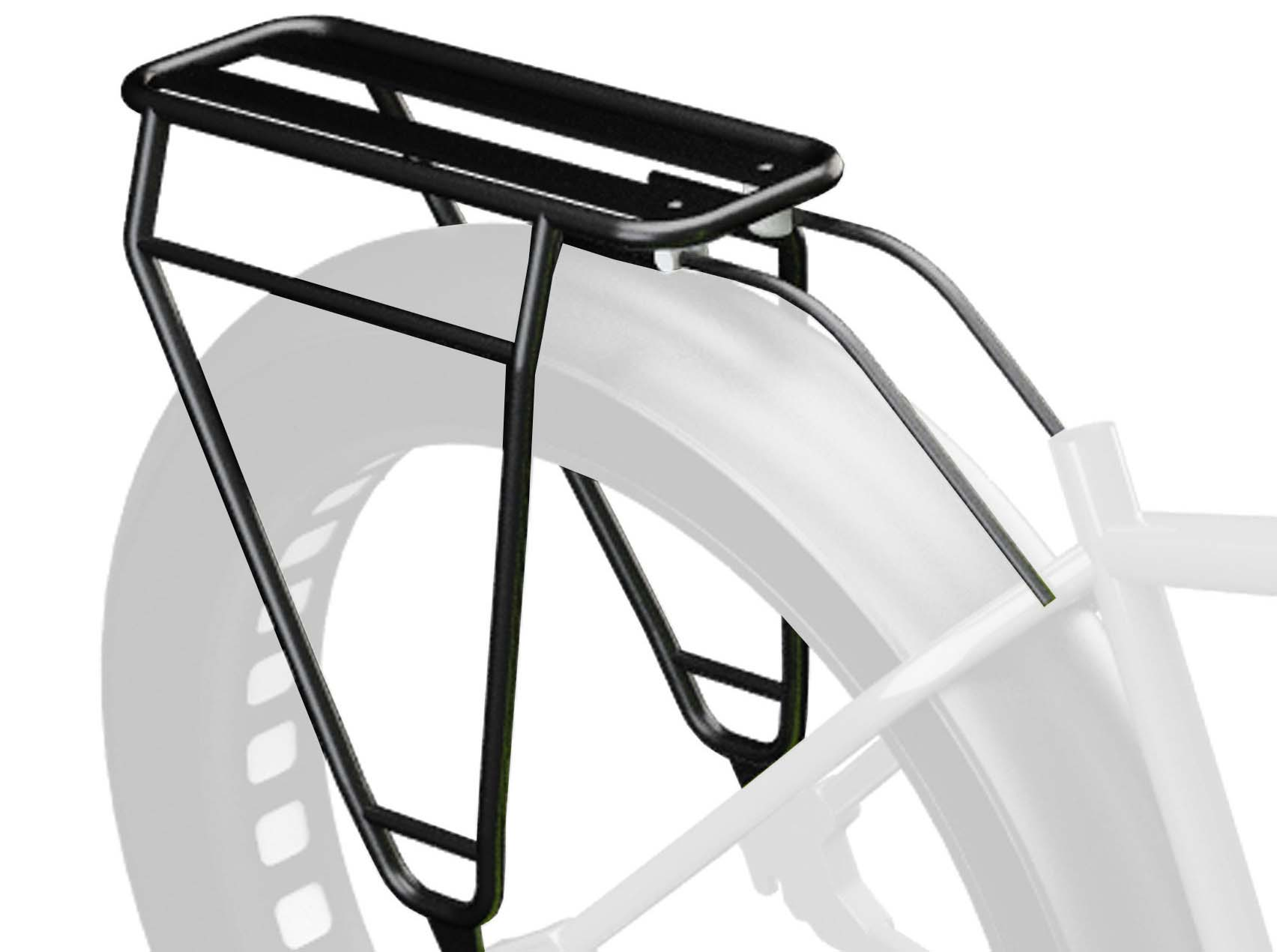 Rear Fatbike Rack by Surface 604 - Buy yours in Calgary at Power in Motion