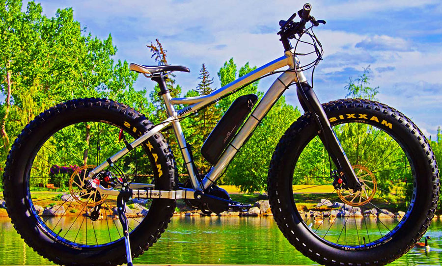 Fat Bike Calgary eBike