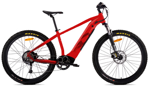 Mountion and Trails Electric Bike, Calgary, Alberta, Igo Outland Laurentian