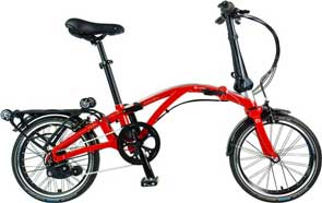 Dahon Curl i8 Folding Bike Calgary