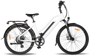 Hiko Pulse, Step Through City Commuter Electric Bike