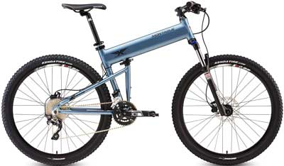 Montague Paratrooper Highline - Folding Mountain Bikes Calgary