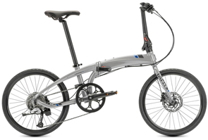 Tern Verge D9, City folding Bike, High Speed Folding Bike